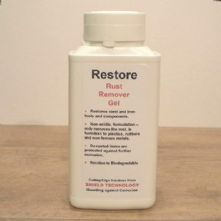 Restore Rust Remover Gel 250ml